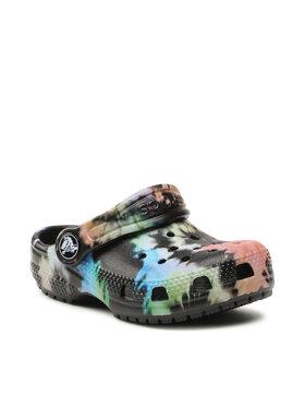 Crocs Crocs Mules / sandales de bain Classic Tie Dye Graphic Clog k 205451 Multicolore