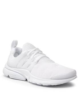 Nike Nike Обувки Presto (Gs) 833875 100 Бял