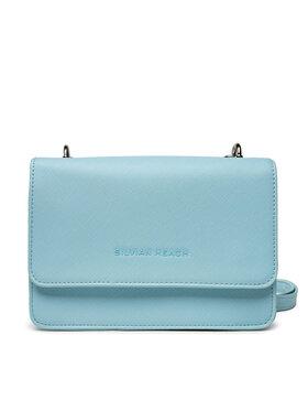 Silvian Heach Silvian Heach Дамска чанта Shoulder Bag Medium (Saffiano) Boliden RCA21015BO Син