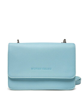 Silvian Heach Silvian Heach Geantă Shoulder Bag Medium (Saffiano) Boliden RCA21015BO Albastru