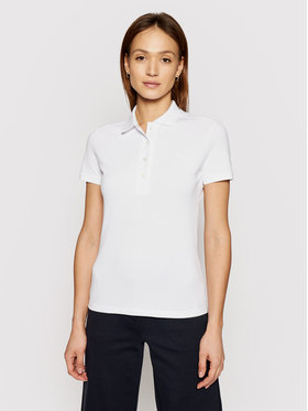 Lacoste Lacoste Polo PF5462 Blanc Slim Fit