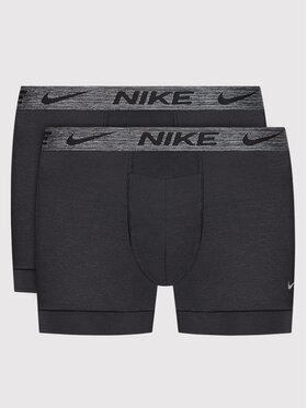 Nike Nike Sada 2 kusů boxerek Dri-Fit ReLuxe 0000KE1077 Černá