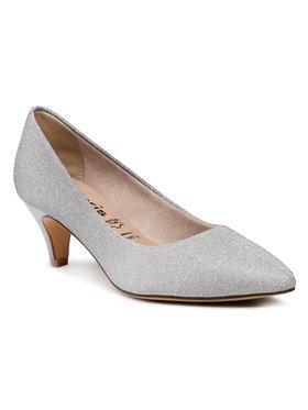 Tamaris Tamaris Κλειστά παπούτσια 1-22415-26 Ασημί
