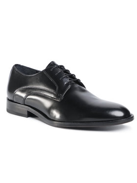 KARL LAGERFELD KARL LAGERFELD Κλειστά παπούτσια KL12220 Μαύρο