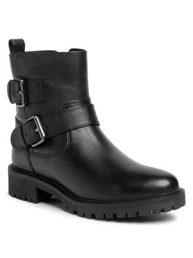 Geox Geox Ορειβατικά παπούτσια D Hoara A D94FTA 00085 C9999 Μαύρο