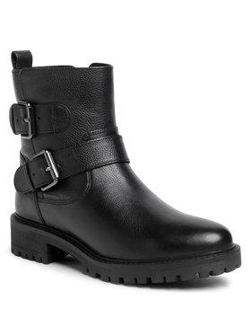 Geox Geox Outdoorová obuv D Hoara A D94FTA 00085 C9999 Čierna