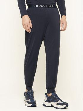Boss Boss Pyžamové kalhoty Identity Pants 50420167 Tmavomodrá