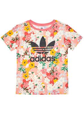 adidas adidas T-shirt Tee GN4209 Multicolore Regular Fit