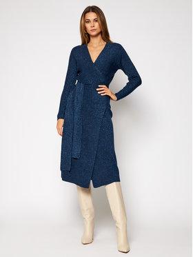 MAX&Co. MAX&Co. Vestito di maglia Panca 83248420 Blu scuro Regular Fit