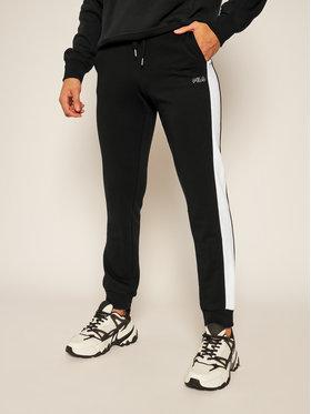 Fila Fila Teplákové kalhoty Lars Sweat 683187 Černá Regular Fit