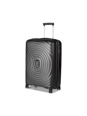 Puccini Puccini Valise rigide taille moyenne Buenos Aires PP017B 1 Noir