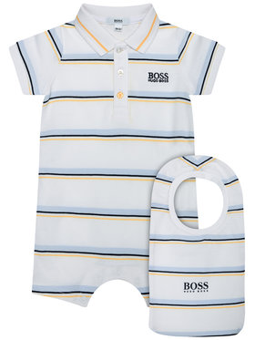 Boss Boss Dječje body J98311 Bijela