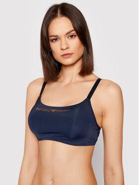 Emporio Armani Underwear Emporio Armani Underwear Podprsenkový top 164406 1P284 00135 Tmavomodrá