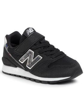 New Balance New Balance Sneakersy YV996HBK Černá