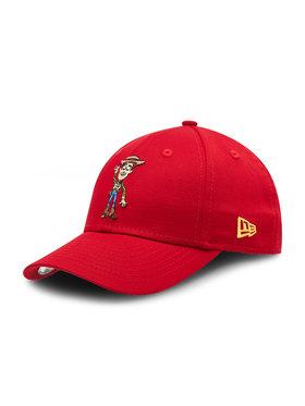 New Era New Era Kepurė su snapeliu Sheriff Woody Kids 9Forty 60081325 Raudona