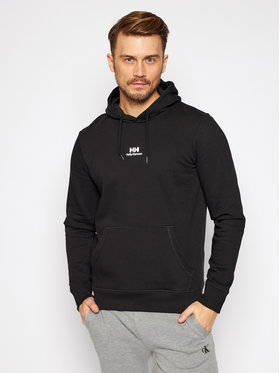Helly Hansen Helly Hansen Pulóver Young Urban 2.0 53582 Fekete Regular Fit