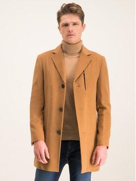 Digel Prechodný kabát Divan 1294404 Hnedá Regular Fit
