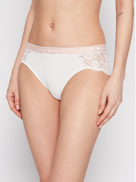 Emporio Armani Underwear Emporio Armani Underwear Culotte classique 164415 1P222 01411 Blanc