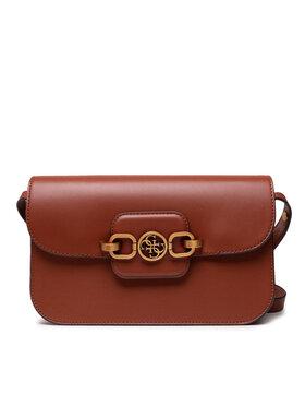 Guess Guess Дамска чанта Hensely HWVB81 13210 Кафяв