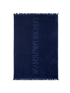Emporio Armani Emporio Armani Ręcznik 211771 0P448 06935 Granatowy