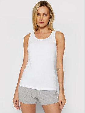 4F 4F Blusa NOSH4-TSD003 Bianco Slim Fit