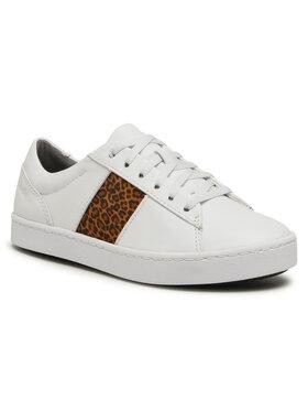Clarks Clarks Sneakersy Pawley Rilee 261536904 Biały