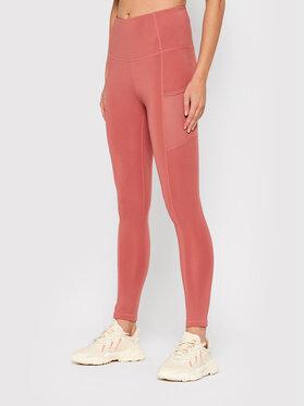 Outhorn Outhorn Legíny SPDF601 Ružová Slim Fit