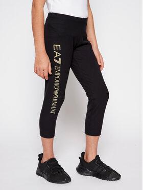 EA7 Emporio Armani EA7 Emporio Armani Leggings 3KFP51 FJ01Z 1200 Schwarz Slim Fit