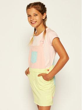Billieblush Billieblush Salopetă U12541 Colorat Regular Fit