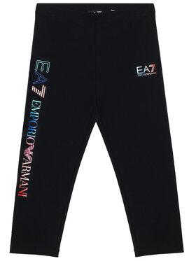 EA7 Emporio Armani EA7 Emporio Armani Leggings 3KFP54 FJ01Z 1200 Fekete Slim Fit
