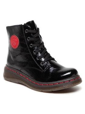 Rieker Rieker Členková obuv Y3200-01 Čierna