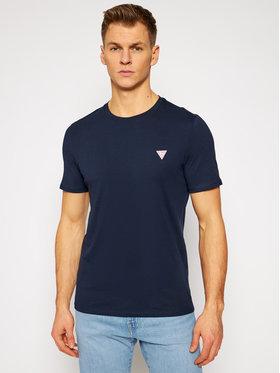 Guess Guess T-shirt M1RI36 I3Z11 Blu scuro Slim Fit