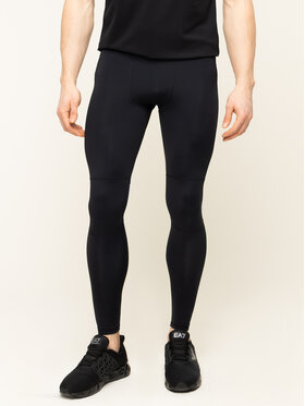 Calvin Klein Performance Calvin Klein Performance Leggings Brushed Full Lenght Tight 00GMH9L629 Schwarz Slim Fit