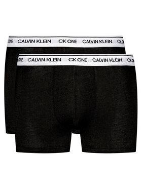 Calvin Klein Underwear Calvin Klein Underwear Комплект 2 чифта боксерки 000NB2385A Черен