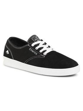 Emerica Emerica Πάνινα παπούτσια The Romero Laced 6102000089 Μαύρο