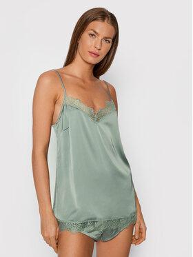 Simone Pérèle Simone Pérèle Pižamos marškinėliai Secrets 23H900 Žalia