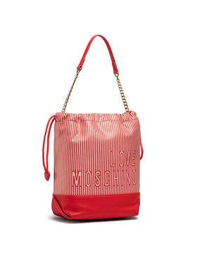 LOVE MOSCHINO LOVE MOSCHINO Дамска чанта JC4230PP0CKE150A Червен