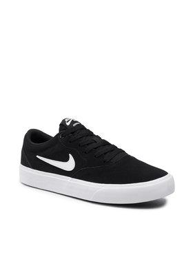 Nike Nike Boty Sb Charge Suede CT3463 001 Černá
