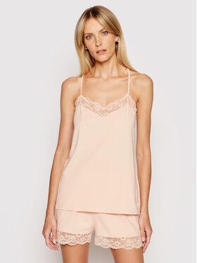 Emporio Armani Underwear Emporio Armani Underwear Piżama 164435 1P222 00071 Różowy Regular Fit