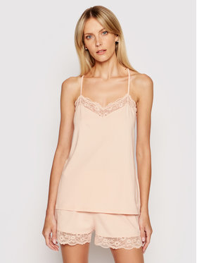 Emporio Armani Underwear Emporio Armani Underwear Pyjama 164435 1P222 00071 Rose Regular Fit