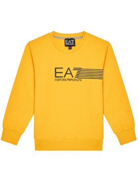 EA7 Emporio Armani EA7 Emporio Armani Sweatshirt 3KBM55 BJ05Z 1604 Orange Regular Fit