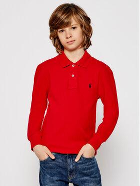 Polo Ralph Lauren Polo Ralph Lauren Pólóing 323708858023 Piros Slim Fit