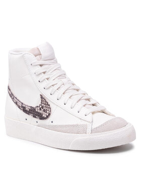Nike Nike Chaussures Blazer Mid '77 Se DA8736 100 Blanc