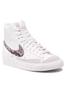 Nike Nike Обувки Blazer Mid '77 Se DA8736 100 Бял