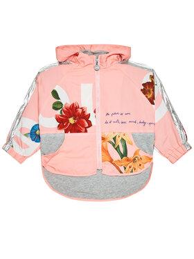 Desigual Desigual Átmeneti kabát Maisterra 21SGEW02 Rózsaszín Regular Fit