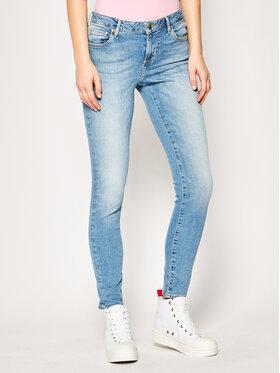 Guess Guess Jean Skinny Fit Annette W01A99 D38R4 Bleu Skinny Fit