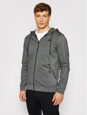 4F 4F Sweatshirt BLM016 Gris Regular Fit