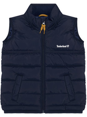 Timberland Timberland Γιλέκο T26517 M Σκούρο μπλε Regular Fit