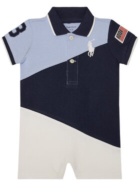 Polo Ralph Lauren Polo Ralph Lauren Φορμάκι Shrtall Op Sha 320786613001 Μπλε