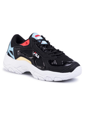 Fila Fila Sneakersy Select Low Wmn 1010662.14A Čierna